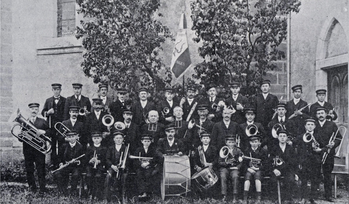 Fanfare Catholique de Fillinges 1912